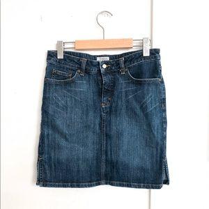 🆕 Tommy Hilfiger Denim Mini Skirt (s/m)